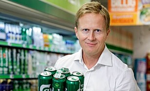Administrerende direktør i Ringnes, Anders Røed. Foto: nyebilder.no