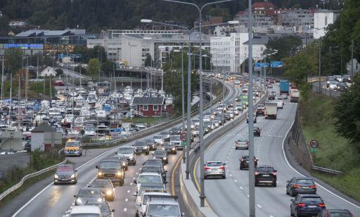 image: Kjør sakte-aksjon på E18