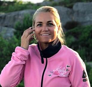 LEI BOM: Hovedaksjonist Cecilie Lyngby i «Bilaksjon mot bompenger. Kjør Sakte!» mener bomprisene i Oslo har blitt alt for høye. Foto: Privat