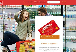 Forbrukertilsynet ut mot ulovlig reklame for Nordbykortet