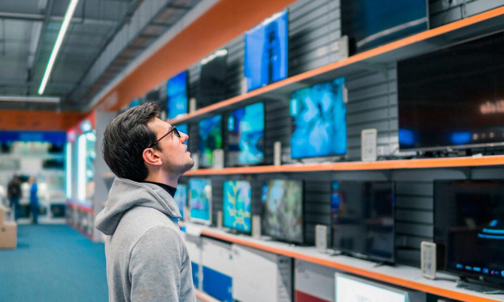 MYE Å VELGE MELLOM: De fleste nye TVer har HDR-støtte, men de tre bokstavene sier ikke alt. Foto: Shutterstock / NTB Scanpix