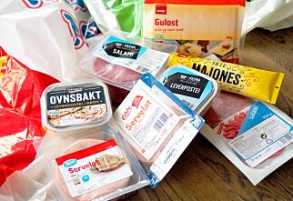 Mye å spare på å velge butikkenes egne merkevarer