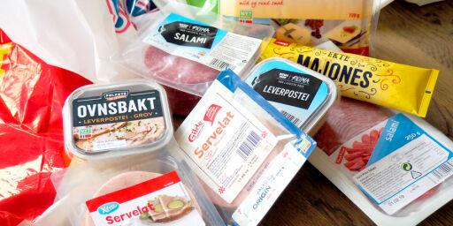 image: Mye å spare på å velge butikkenes egne merkevarer