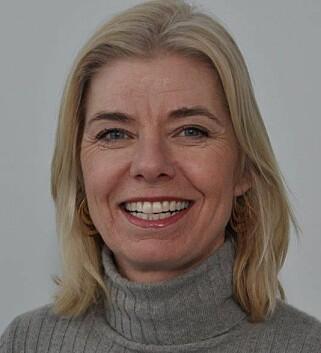 Ingrid Heggebø Lutnæs i Statens vegvesen. Foto: Henriette Erken Busterud