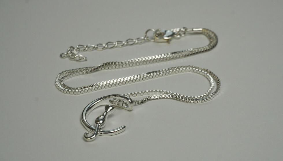 <strong>DU BLIR LURT:</strong> Ingen av sølv- og titansmykkene inneholdt faktisk sølv eller titan. Foto: Tukes