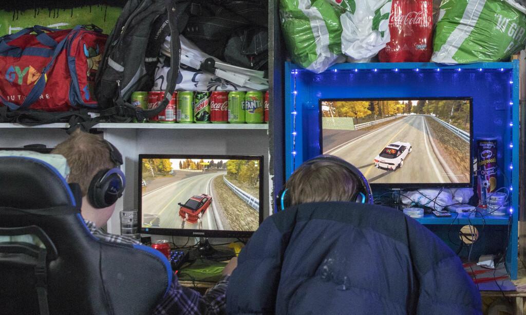 FRAMTIDENS JOBBSØKERE: Dataspill kan gi nyttig erfaring i arbeidslivet, mener bemanningsbyrået Manpower. Her fra The Gathering i Hamar tidligere i år. Foto: Ole Berg-Rusten/NTB Scanpix.