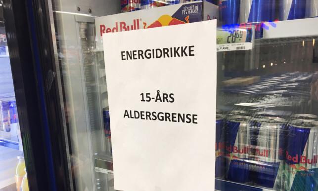 15 ÅR: Rema 1000s kjøpmenn kan selv velge hvilken aldersgrense de vil operere med i sine butikker. Foto: Berit B. Njarga
