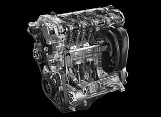 SMÅ ENDRINGER: Små forbedringer har gitt høyere toppeffekt, raskere respons og mindre friksjon. Illustrasjon: Mazda