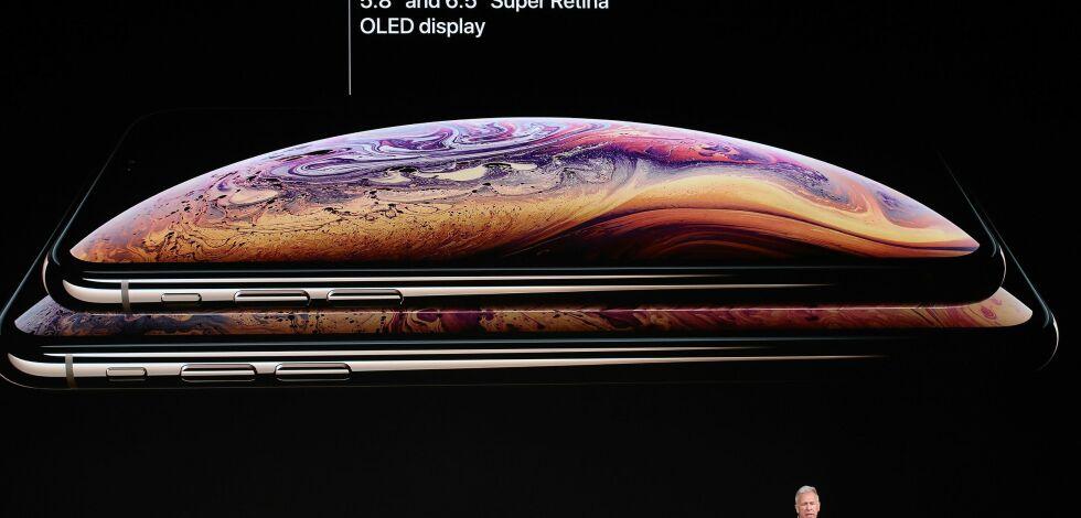 image: Lanserte nye iPhone-modeller og en ny Apple Watch