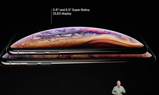 image: 16.790 kroner for Apples nye iPhone Xs Max!