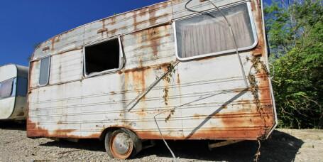 Stadig flere vraker campingvogna