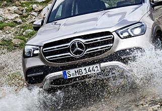 Ny 7-seter hos Mercedes