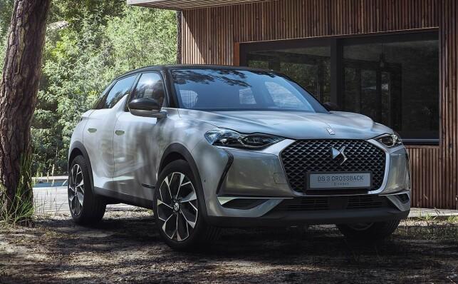 A TOUCH OF CLASS: I forhold til søstermerkene Peugeot og Citroën, skal DS være PSAs mer luksuriøse merkevare. Foto: DS