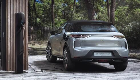 NORGES-ELBIL: Den kommer visst i riktig tid, el-SUV-en fra DS. Foto: DS