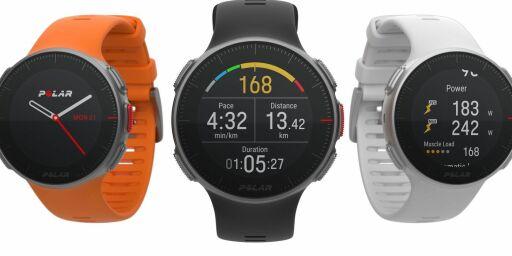 image: Skal måle hvor mange watt du produserer på trening
