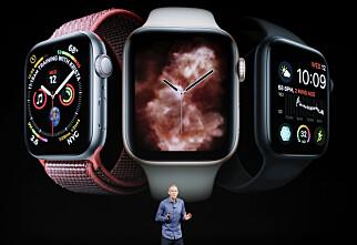 Apple Watch med eSIM-støtte lar fortsatt vente på seg