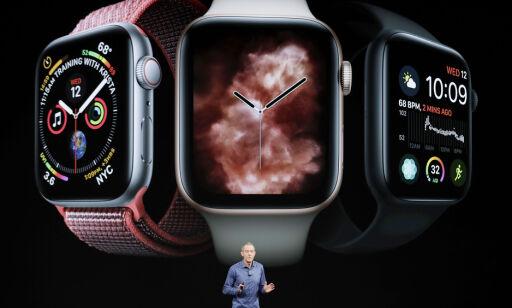 image: Apple Watch med eSIM-støtte lar fortsatt vente på seg