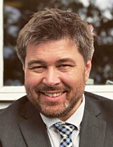 Bjørn Eirik Loftås er redaktør i Dinside. Foto: K. Alnes