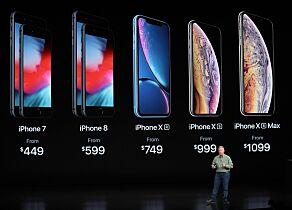 image: Kjøpeguide: Hvilken iPhone skal du velge?