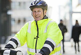 Så mye mosjon gir elsykkel i forhold til vanlig sykkel