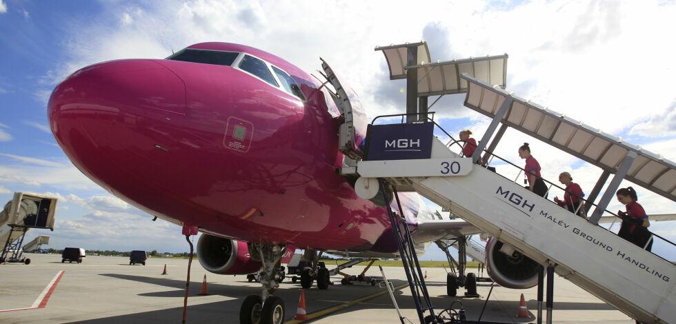 image: Wizz Air til Oslo Lufthavn