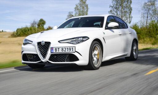 image: Test: Endelig er Alfa Romeo tilbake - og den er illsint!