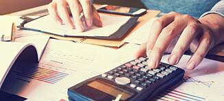 Renteendringskalkulatoren