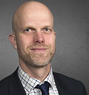 Siviløkonom Hallgeir Kvadsheim, også kjent fra Luksusfellen. Foto: Terje Bendiksby / NTB scanpix