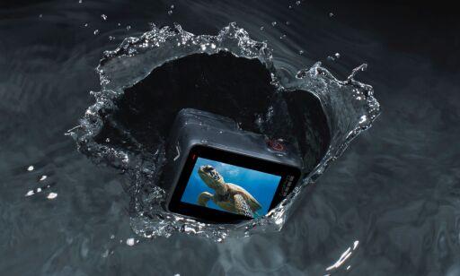 image: Ny GoPro-modell har innebygd «super-stabilisering»