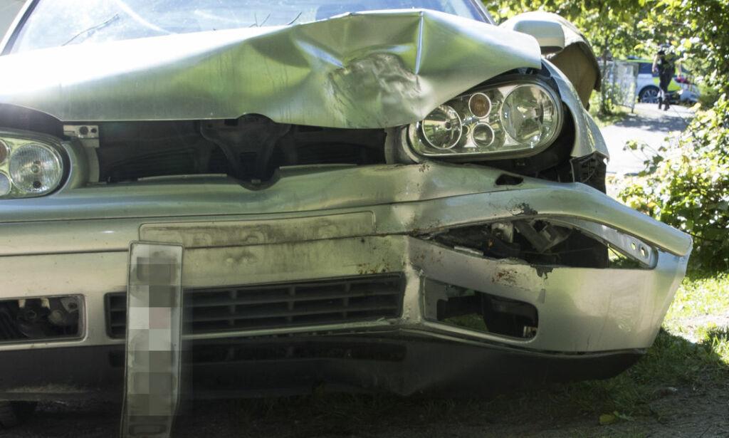 image: Tyvlånte uforsikret bil - eieren fikk millionkrav