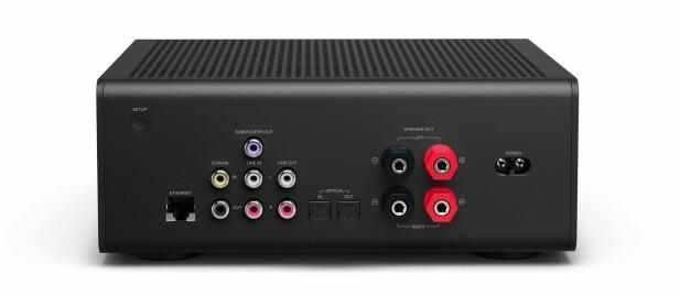 Echo Link Amp er Amazons svar på Sonos Amp. Foto: Amazon