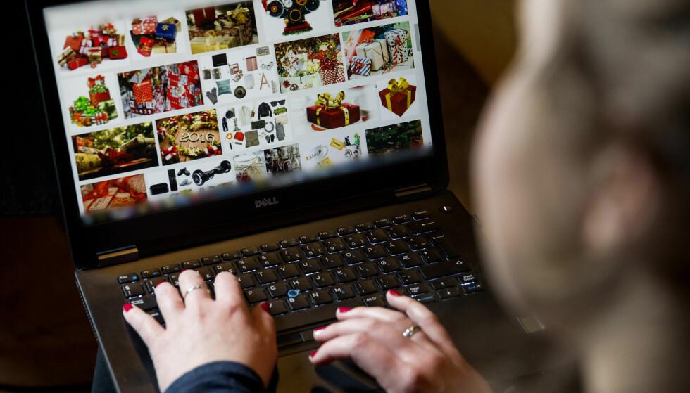APOKALYPSE: Virke frykter varehandel fra utlandet vil ha store konsekvenser for norske butikker. Foto: NTB Scanpix