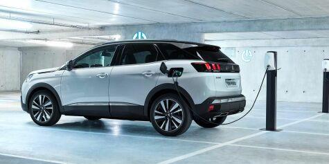 image: Lekkert Peugeot-konsept med enorm kraft og rekkevidde