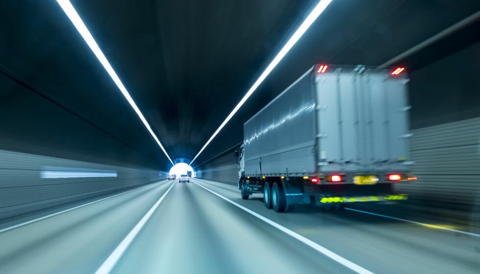 UTSETTER AVGIFTER: Byråder utsetter lastebilavgifter på ubestemt tid. Foto: Shutterstock
