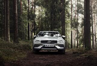 Ny Volvo V60 laget for skogen