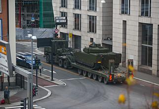 Disse veiene blir berørt av NATO-øvelsen