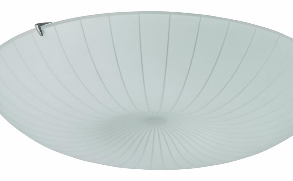 TILBAKEKALLES: Denne Ikea-lampa kan falle ned. Foto: Produsenten