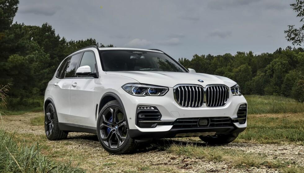 <strong>GOD BUTIKK:</strong> BMW X5 er den fjerde mest lønnsomme nybilen på markedet, ifølge Bloomberg. Foto: Uwe Fischer