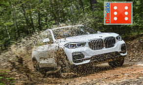 image: BMW X5: Tekno-bombe med X-faktor