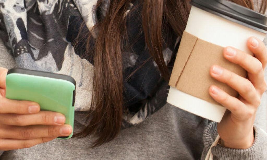 image: - Denne betalingsløsningen hører ikke hjemme i fysiske butikker
