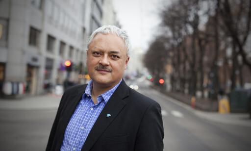 KRITISK: Fagdirektør Jorge Jensen i Forbrukerrådet. Foto: Forbrukerrådet
