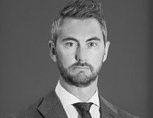 GLEDER SEG: Kommunikasjondirektør Marius Tegneby i BMW Group Norge.