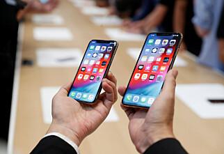 Flere barnesykdommer for Apples nyeste iPhone