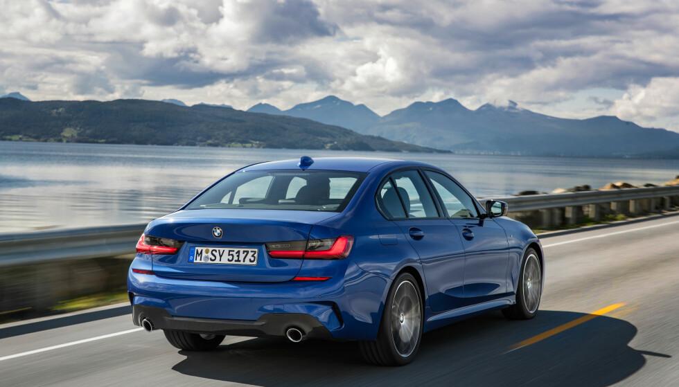 Helt ny BMW 3-serie: Se den i Norge!