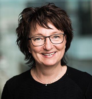 Inger-Lise M. Nøstvik, generalsekretær i Drivkraft Norge, bransjeforeningen for selskaper som selger flytende drivstoff og energi. Foto: Moment Studio