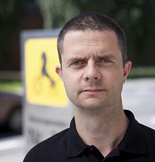 - DETTE ER BRA! Nils Sødal, senior kommunikasjonsrådgiver i NAF, sier til Dinside at det er bra med en felles merkeordning, som gjør det enklere for forbrukere. Foto: NAF