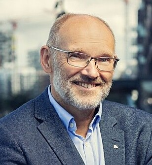 Thor Eek, administrerende direktør i NBBL. Foto: NBBL