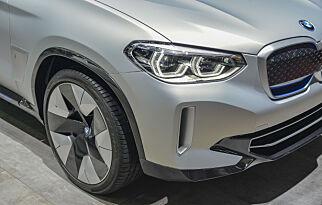 image: Vi ser nærmere på BMWs elektriske SUV