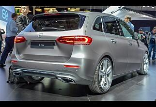 Mercedes avduket viktig nyhet i Paris