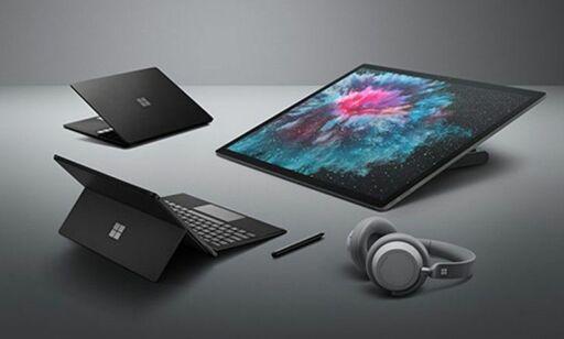 image: Microsofts lanserer nye Surface-produkter